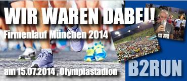 Firmanlauf München 2014